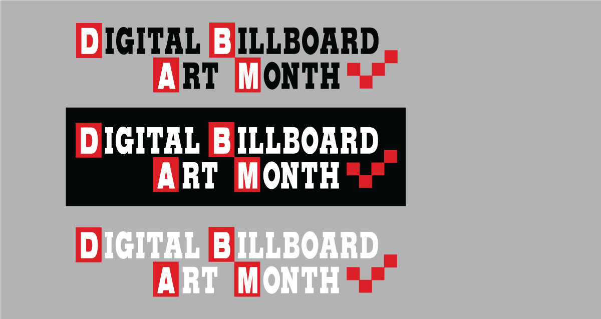 Digital Billboard Art Month